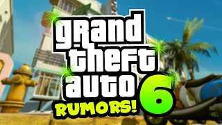 GTA 6 RUMORS DEBUNKED + FUTURE OF THE GRAND THEFT AUTO SERIES!