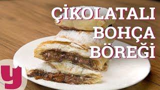 Çikolatalı Bohça Böreği Tarifi (Çok Tatlısın Çok!)   Yemek.com