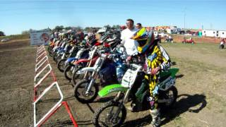 MOTOCROSS CLOTHING APPAREL BULLDOG RACING 3