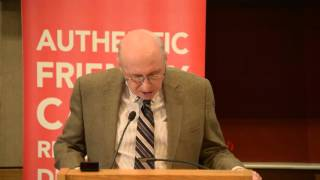 Lecture: The Problem of ISIS and the Syrian Civil War