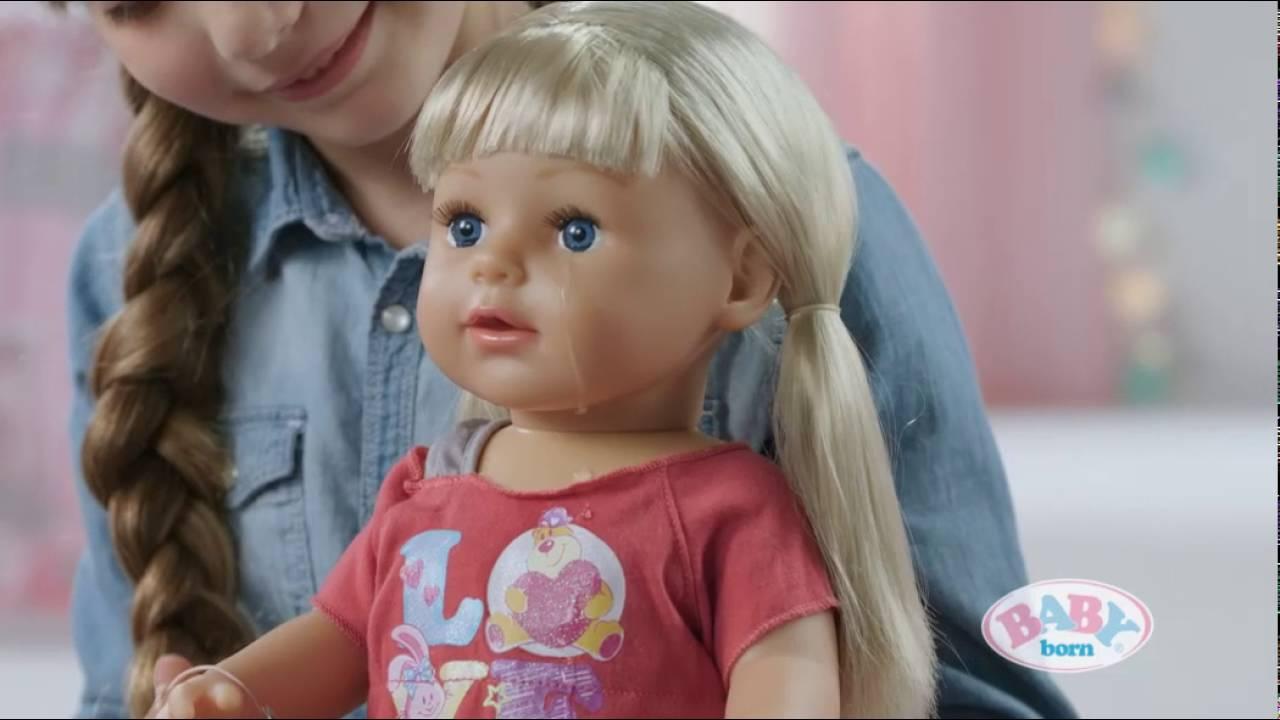 Star 237 Sestřička Baby Born Youtube