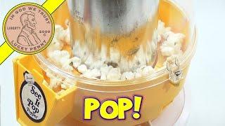 Junior Chef See It Pop Popper, I Make A Popcorn Snack!