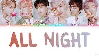 Download lagu ASTRO (아스트로) – ALL NIGHT (전화해) Lyrics (Color Coded/HAN/ROM/ENG) MP3