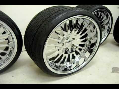 20 inch Modulare Forged 3-piece custom wheels M1