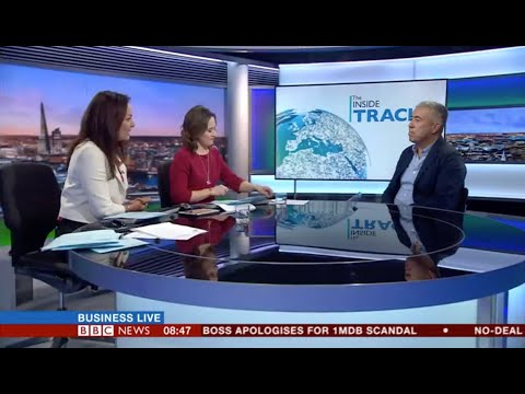 BBC News: Business Live - Roger Wade Interview