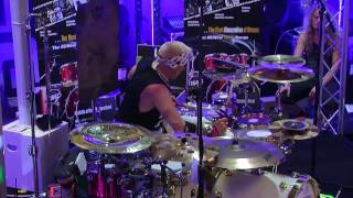 Robin Guy Natal Drum Clinic Part 1 at Nevada Music UK
