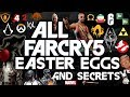 FAR CRY 5 All Easter Eggs And Secrets | Part 1 | HD