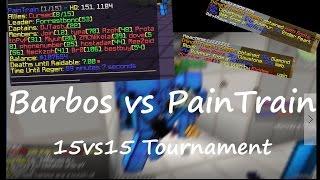 Pepe vs Paintrain | WIN? | Tournament Arcane Map 4