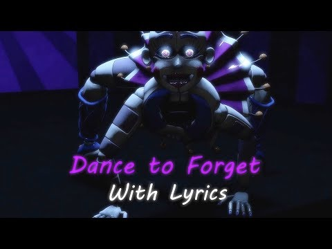 BALLORA SONG: Dance to Forget with Lyrics [FNAF/SFM] (Animation By Funtime Megi)