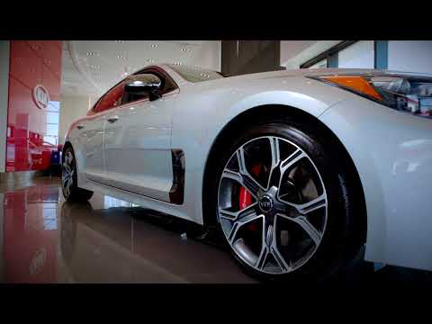 Car Pros Kia Huntington Beach   2018 Kia Stinger