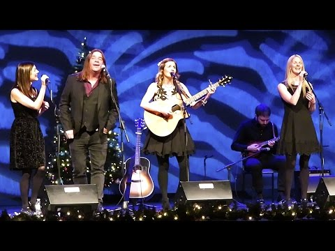I'll Be There Christmas Eve, The Ennis Sisters w. Alan Doyle, Holy Heart, St. John's, NL