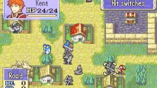 Fire Emblem - Fire Emblem Walkthrough Part 7 (GBA) - Vizzed.com GamePlay - User video