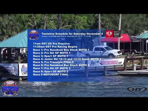 WORLD CHAMPIONSHIP | NAPLES, FL | NOVEMBER  2-5 2017