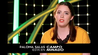 Paloma Salas está en Campo Minado de VIA X