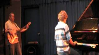 Slinky - Christopher Norton - Performed by Michael McClenaghan