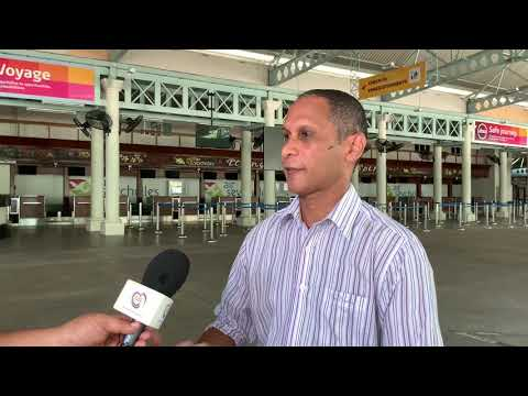 Stepping up cleaning and maintenance works around the airports