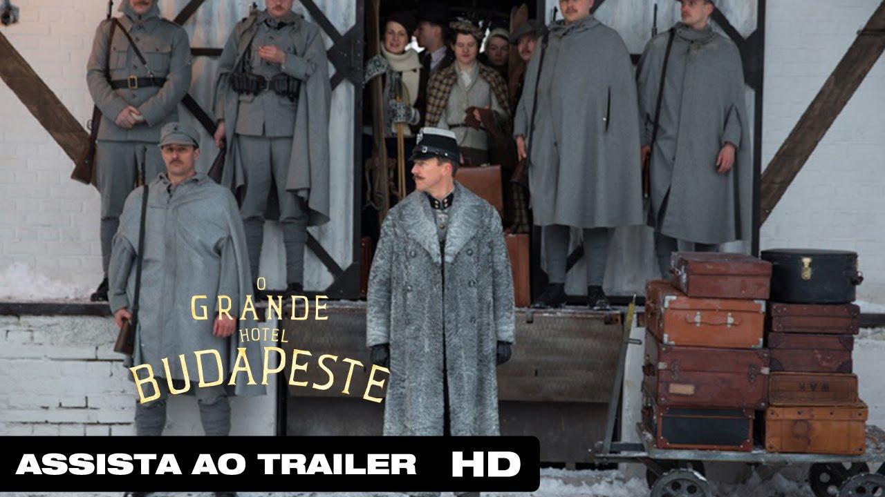 O Grande Hotel Budapeste | Trailer Legendado HD | 2014
