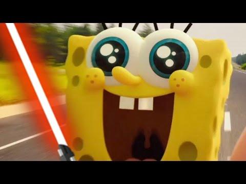 SPONGEBOB MOD! Jedi Academy (Star Wars) |