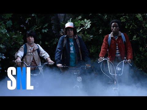 Stranger Things - SNL