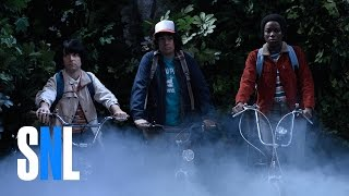 Download Stranger Things - SNL Mp3 and Videos