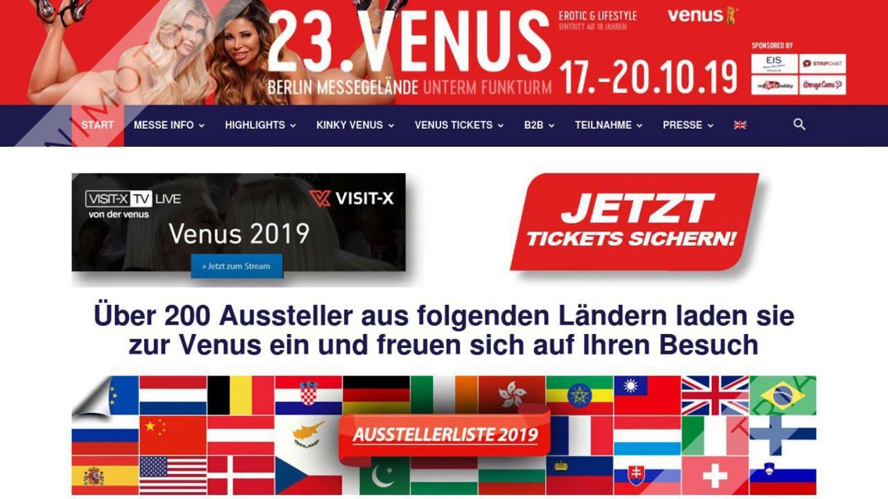 Venus berlin ticket