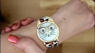 Haul: Doreenbeads Uhr Katze / Einkauf
