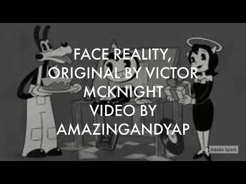 Face Reallity (Victor Mcknight) Lyric Video