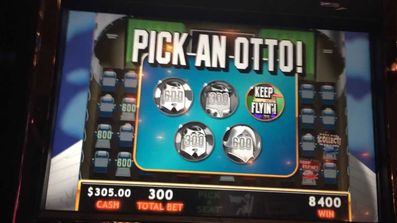 play airplane slot machine