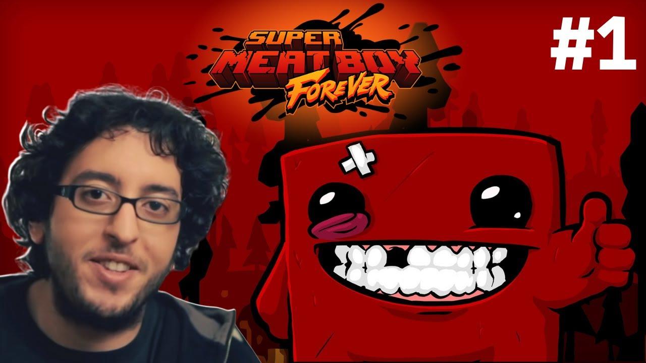 Karim Debbache – Super Meat Boy Forever | Super viande. #1