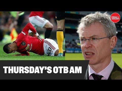 OTB AM: Joe Brolly in studio! Man Utd, Daniel Harris, JD's Virtual Insanity, Aaron Hernandez