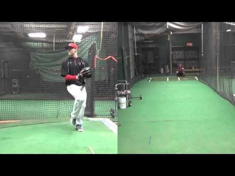 Kalib Strawn - Tenino High School - Class of 2016 -  Baseball - Pitcher