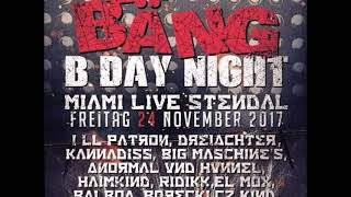 Kannadiss Vs. Big Machines @ Patron´s \u0026 Dreiachter´s Bday Miami Stendal 24.11.2k17