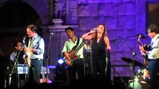 Chiara Civello feat.Nicola Conte jazz combo - metti una sera a cena