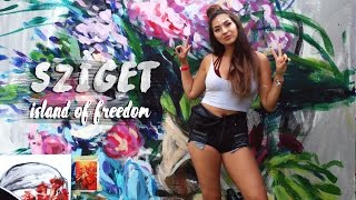 Sziget Festival 2016 Island of Freedom unofficial aftermovie   Good Vibes   Michelle Danzinger