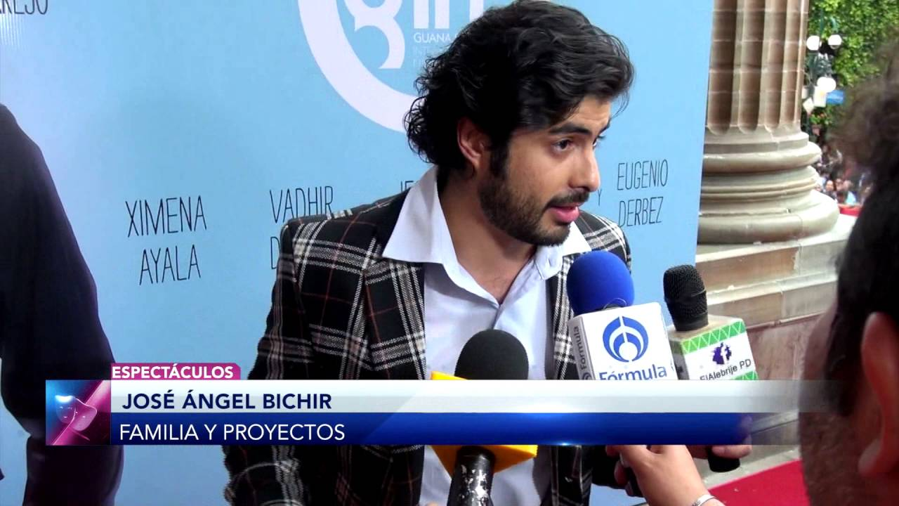 Jose Angel Bichir Habla Sobre El Homenaje A Su Tio Demian Bichir Youtube