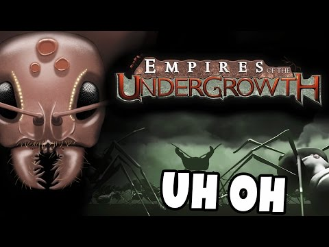 HOW did THAT HAPPEN!?  NEW RECORD!  Empires of the Undergrowth Gameplay