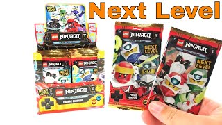 LEGO Ninjago Trading Card Game Serie 5 Next Level / Display Unboxing / 50 Booster / Pack Opening