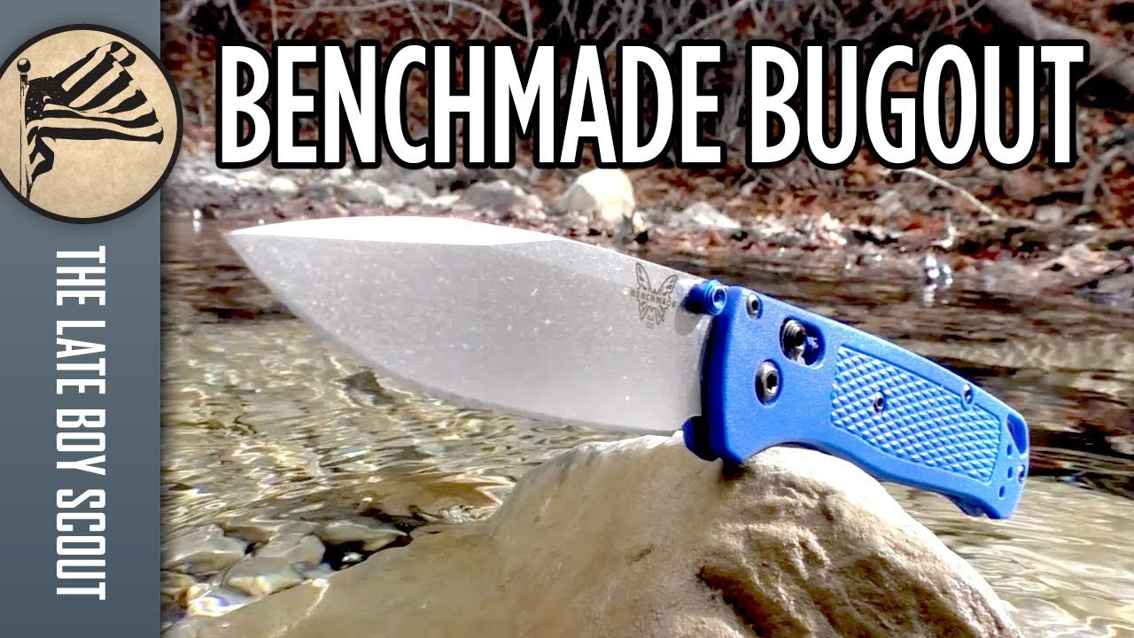 Benchmade Bugout 535 Full Review