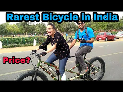 Fat Tyre Bicycle for Two? | Exclusive Review | Must Watch !!