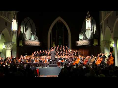 The Secret Place: Glory to the Holy One Concert (Saint Andrew's Chapel)