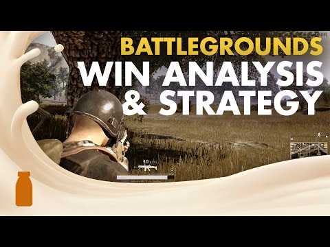 BATTLEGROUNDS: Mid to End-Game Tactics and Analysis