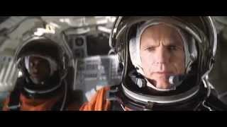 NASA Space Shuttle Landing In a River DOD Emergency Plan - The Core Movie Earth Re-entry
