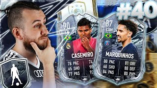 MARQUINHOS SBC & CASEMIRO  😍 Was nehme ich bei ICON SWAPS ❓ RTG #40 FIFA 21 Ultimate Team