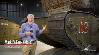Cambrai Tank Chats Special: The Mark IV Tank | The Tank Museum