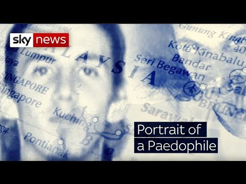 Richard Huckle stabbing: Portrait of a Paedophile