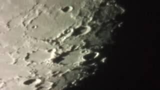 Minako Y(龍樹) 音のスケッチ55(飛翔天) 月面飛行、Moon Flight