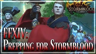FFXIV: How to Prepare for Stormblood + Benchmark (Final Fantasy XIV | 1080p | PC)