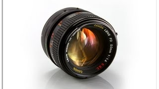 Canon FD to EF Lens adapter. How to use it(, 2013-06-02T04:11:57.000Z)