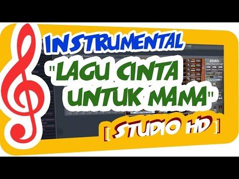Lagu Cinta Untuk Mama (Indonesian children song) FL Studio + Miroslav Philharmonik