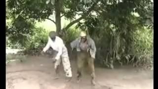 Goyang Dumang Versi Afrika